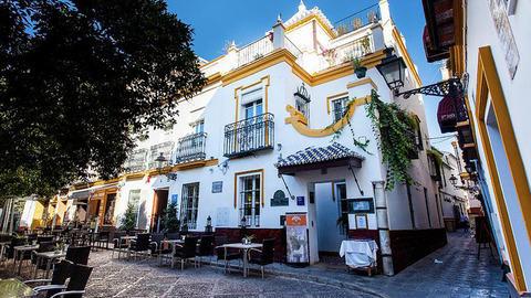 Doña Elvira, Sevilla