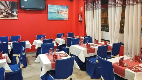 Shiva Restaurant & Bar, Alcalá de Henares