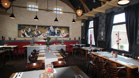 Café Restaurant 't Knooppunt, Havelte