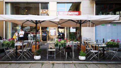 Rossopomodoro Torino Centro, Turin