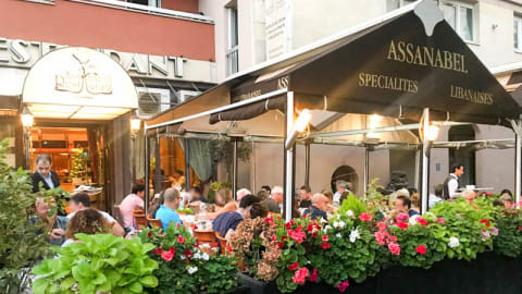 Assanabel Alésia, Paris