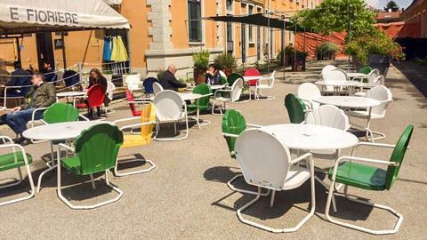 ZANZARAZAN Café, Milano