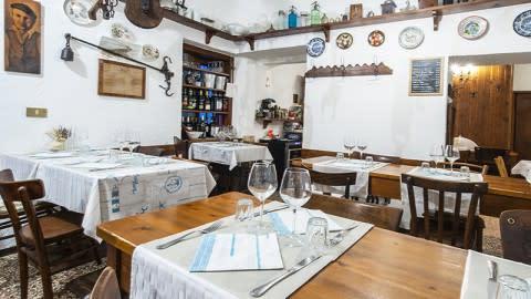 Trattoria Archivolto Mongiardino, Genoa