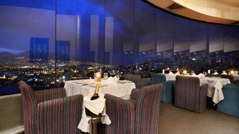 Tony Roma's (Hotel Dann Carlton), Medellín