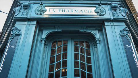 La Pharmacie, Paris