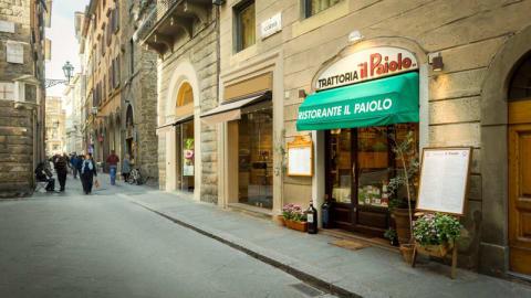 Ristorante il Paiolo, Florence
