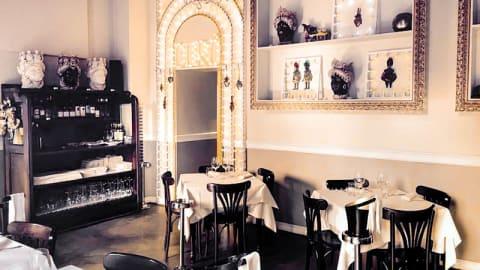 Curò ristorante, Milan