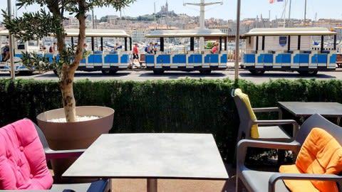 A Modo Mio, Marseille