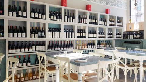 Lomi Lounge Bar Restaurant, Milan