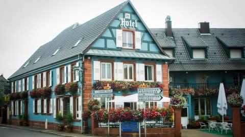 Hôtel Restaurant Aux Comtes de Hanau, Ingwiller