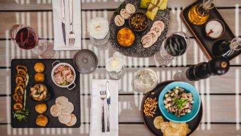 Restaurant Tanino, Viñas Casas del Bosque, Casablanca