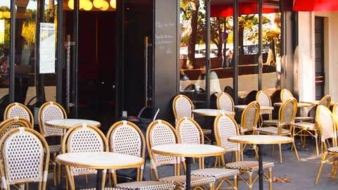 Le New York, Paris