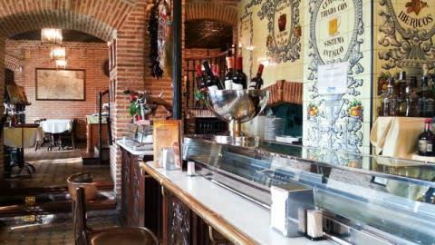 Taberna de Gadea, Madrid