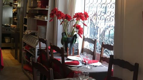 Chez Mireille, Nice
