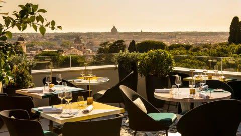 Settimo Roman Cuisine & Terrace, Rome