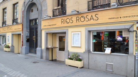 Ríos Rosas, Madrid