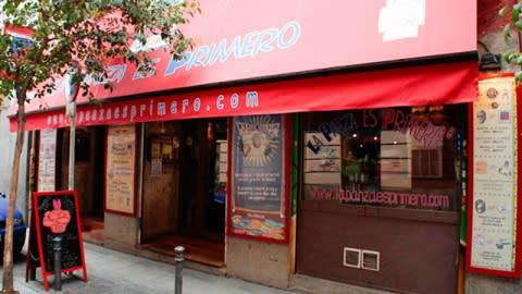 La Panza es Primero La Palma, Madrid