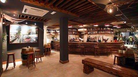 Restaurante Mazas, Jaén