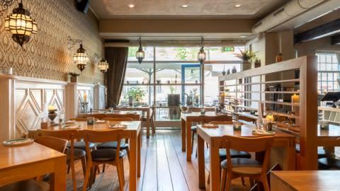 Café Restaurant Moro, Groningen