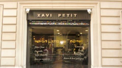 Xavi Petit, Barcelona