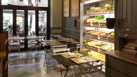 29 Chez Nous Green Bistrot, Milano
