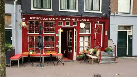 Haesje Claes, Amsterdam