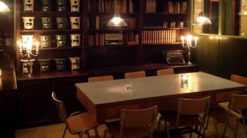 Drank en Spijslokaal de Meester, Zandvoort