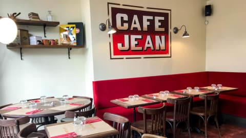 Café Jean, Paris