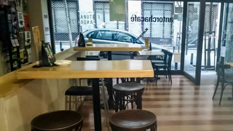 Antorcha Café, Madrid