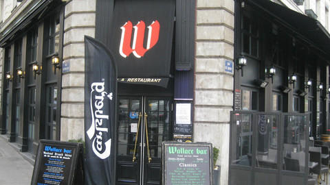 Wallace Bar, Lyon