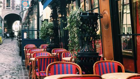 Le Procope, Paris