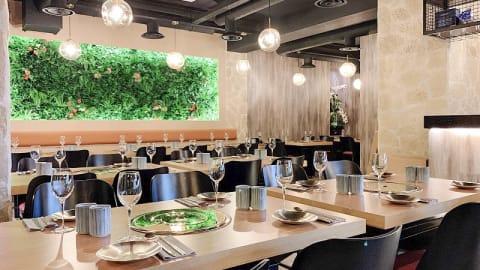 BigBang Restaurant, Paris