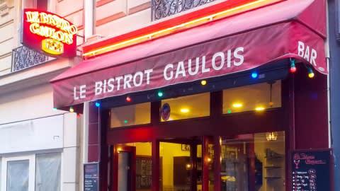 Le Bistrot Gaulois, Paris