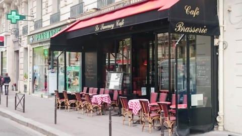 Le Savenay, Paris