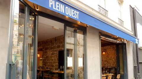 Plein Ouest, Paris