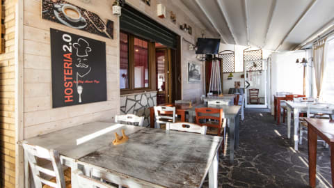 Hosteria 2.0, Rome