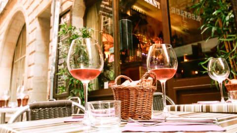 L'Assiette du Vieux Saint-Pierre, Bordeaux
