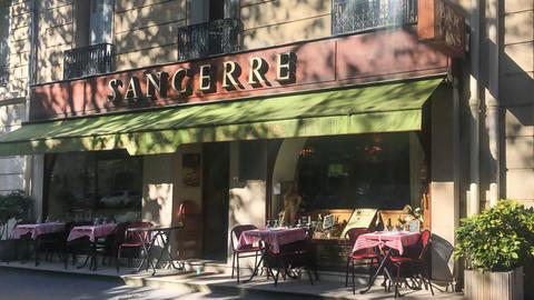 Sancerre, Paris