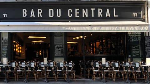 Bar du Central Saint-Dominique, Paris