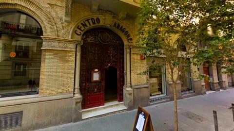 Casa de Aragón, Barcelona