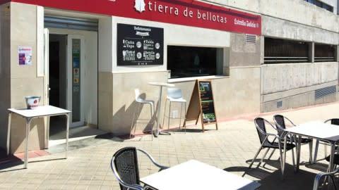 Tierra de Bellotas - Las Tablas, Madrid