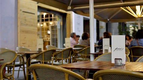 Ferro's Café - San Francisco de Sales, Madrid