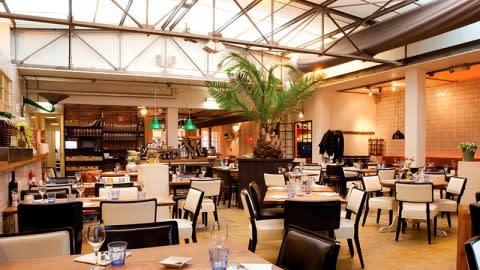 Restaurant VIS&MEER, Utrecht