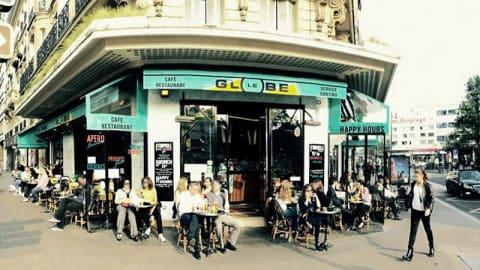 Le Globe Diderot, Paris