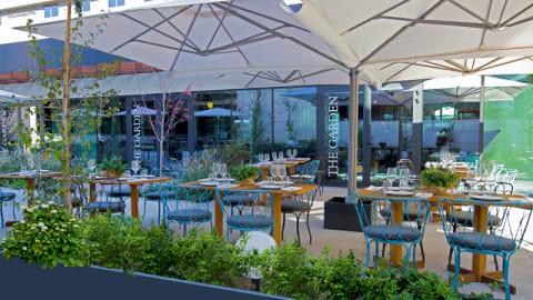 The Garden - Hotel Aravaca Village, Madrid