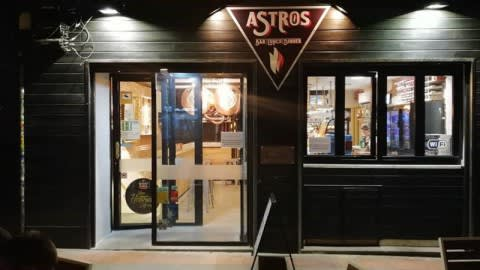 Astros, Madrid