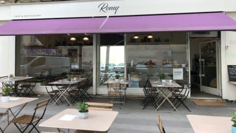 Romy, Marseille