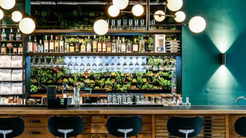 Restaurant Bar Kantoor, Amsterdam