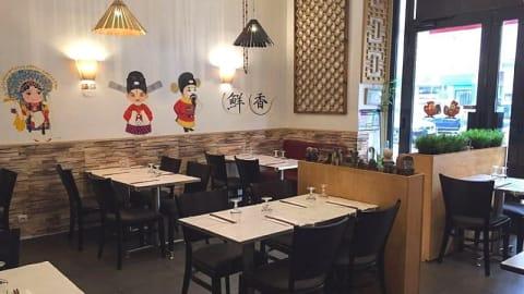 Asia Room, Paris