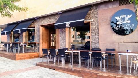 Gastropub, Madrid